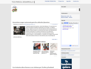 desarrollotics.blogspot.com screenshot
