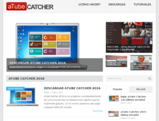 descargar-atubecatcher.net screenshot