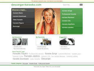 descargar-karaoke.com screenshot