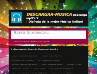 descargar-musica.tv screenshot