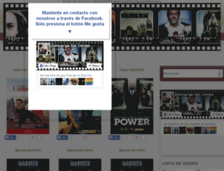 descargar-series.com screenshot