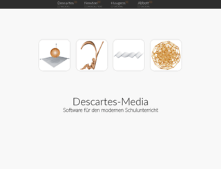 descartes-media.de screenshot