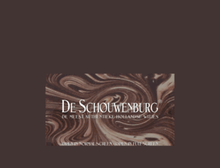deschouwenburg.nl screenshot