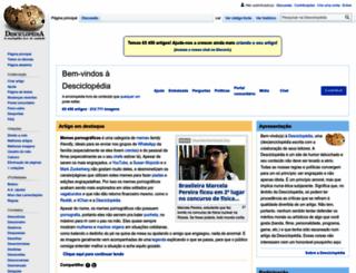 desciclo.pedia.ws screenshot
