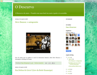 descurvo.blogspot.com screenshot