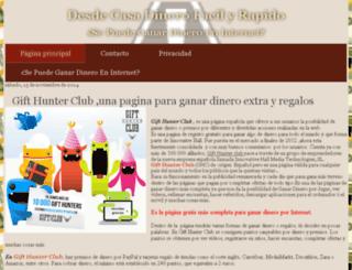 desdecasadinerofacil.blogspot.com.es screenshot