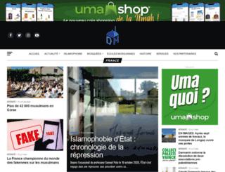 desdomesetdesminarets.fr screenshot