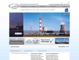 desein.com screenshot