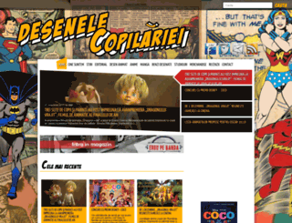 desenelecopilariei.com screenshot