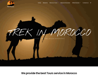 desertaraouane.com screenshot