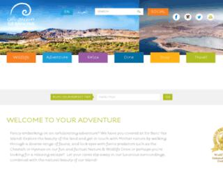 desertislands.com screenshot