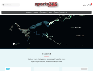 desfontainesports.co.za screenshot