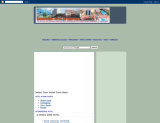 deshihotel.blogspot.com screenshot