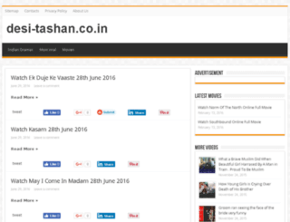 desi-tashan.co.in screenshot