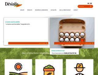 desialis.com screenshot