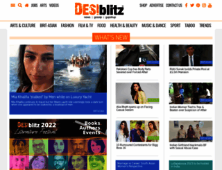 desiblitz.com screenshot