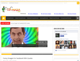 desichaska.com screenshot