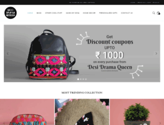 desidramaqueen.com screenshot