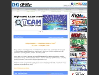 design-gateway.com screenshot