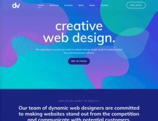 design-vibe.co.uk screenshot