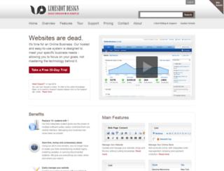 design.limeshot.com screenshot