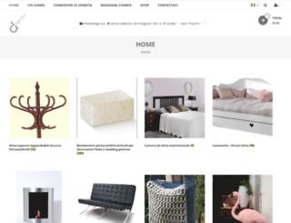 design.si.it screenshot