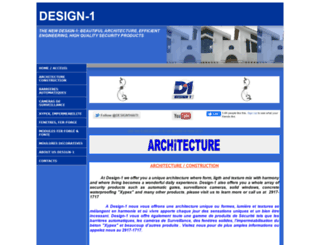 design1haiti.com screenshot