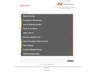 design29.biz screenshot