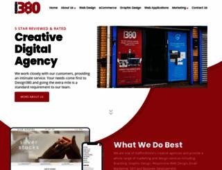 design380.com screenshot
