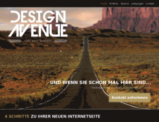 designavenue.de screenshot
