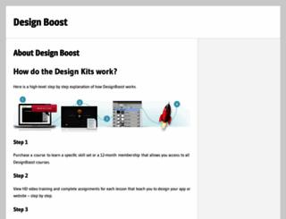 designboost.net screenshot
