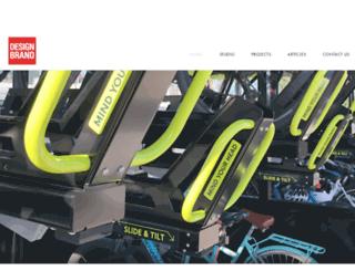 designbrand.co.nz screenshot