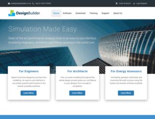 designbuilderusa.com screenshot
