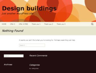 designbuildings.net screenshot