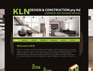 designconstruction.com.au screenshot