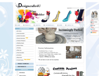 designcrafts4u.com screenshot