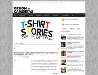designdecamisetas.blogspot.com.br screenshot