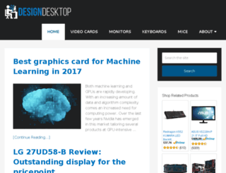 designdesktop.com screenshot