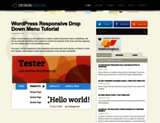 designdisease.com screenshot