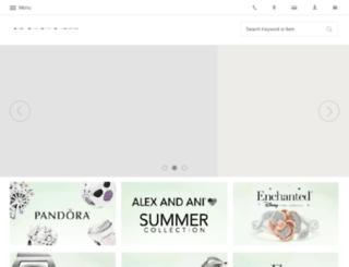 designer-jewelry.reeds.com screenshot
