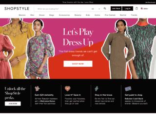 designerapparel.com screenshot