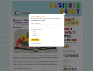 designerdaddy.com screenshot