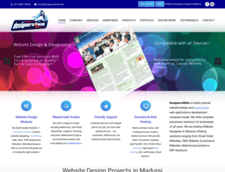 designers4web.com screenshot