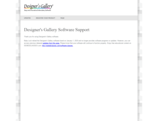 designersgallerystudio.com screenshot