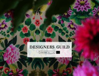 designersguild.com screenshot