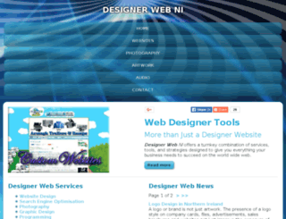 designerwebni.co.uk screenshot