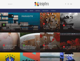 designfera.com.br screenshot