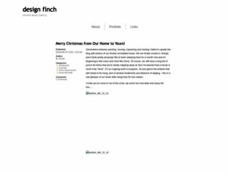 designfinch.com screenshot
