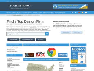 designfirms.org screenshot
