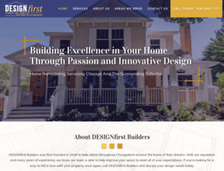 designfirstbuilders.com screenshot